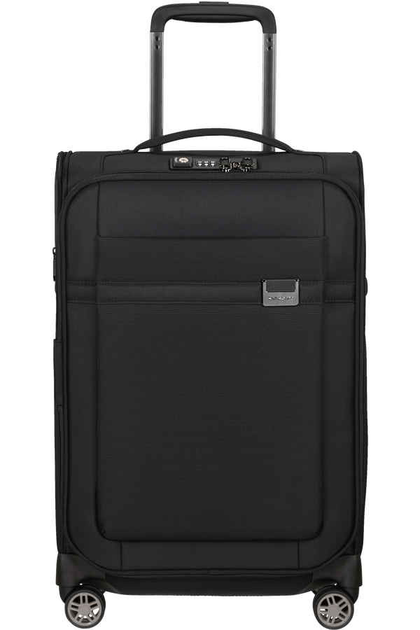 Samsonite Airea Spinner Expandable 35cm 55cm  Black