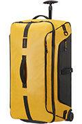 Paradiver Light Duffle táska kerékkel 79cm Yellow