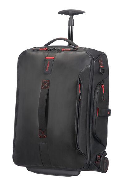 Paradiver Light Duffle táska kerékkel 55cm Black