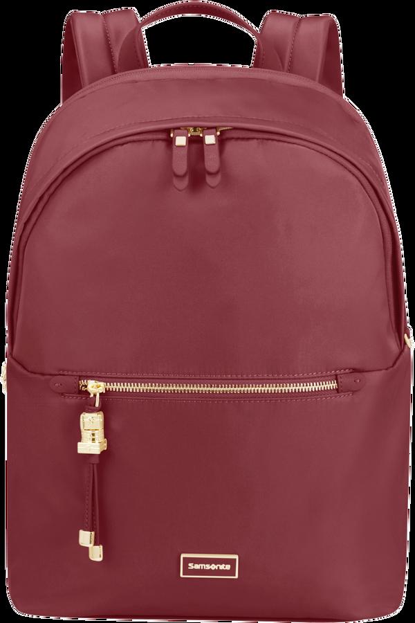 Samsonite Karissa Biz Round Backpack  14.1inch Dark Bordeaux