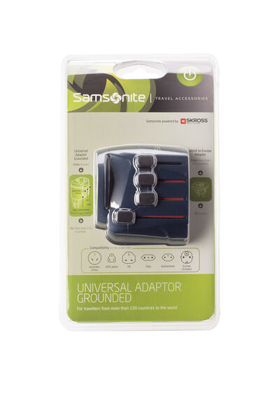 Travel Acc.Essential Adaptor plug