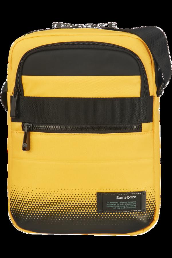Samsonite Cityvibe 2.0 Tablet Crossover Bag  9.7inch Golden Yellow