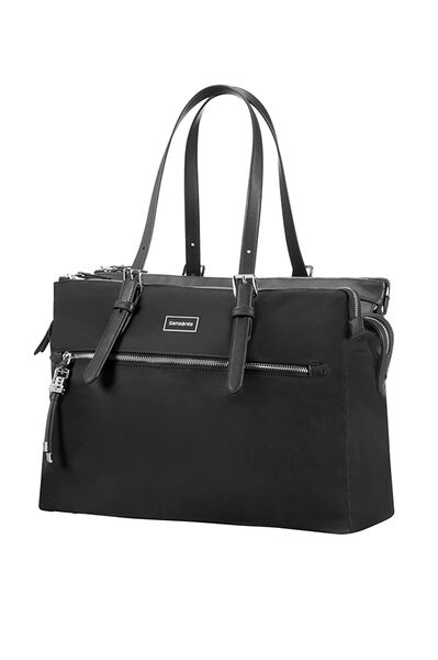 Karissa Biz Shopping bag Black