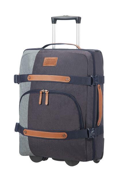 Rewind Natural Duffle táska kerékkel 55cm