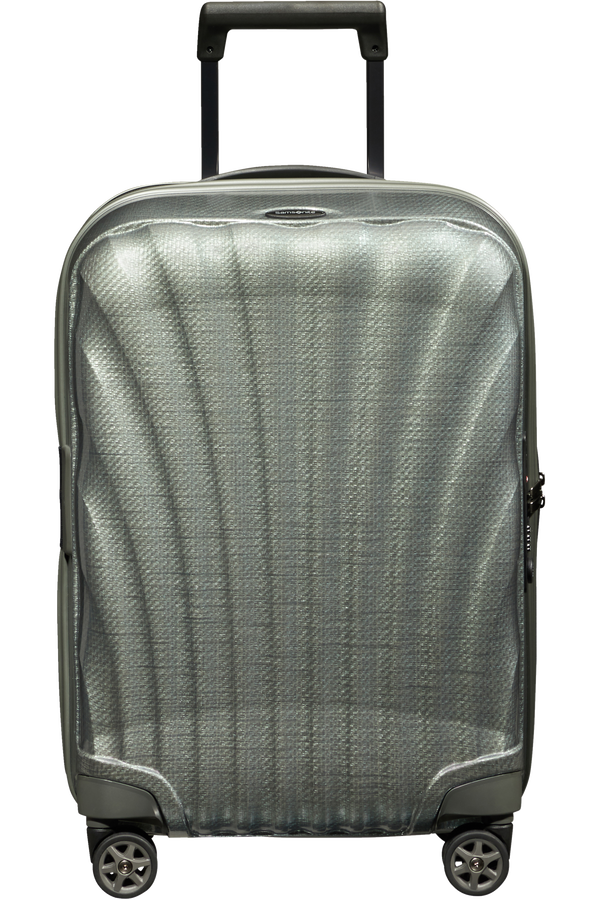 Samsonite C-Lite Spinner Expandable 55cm  Metallic Green