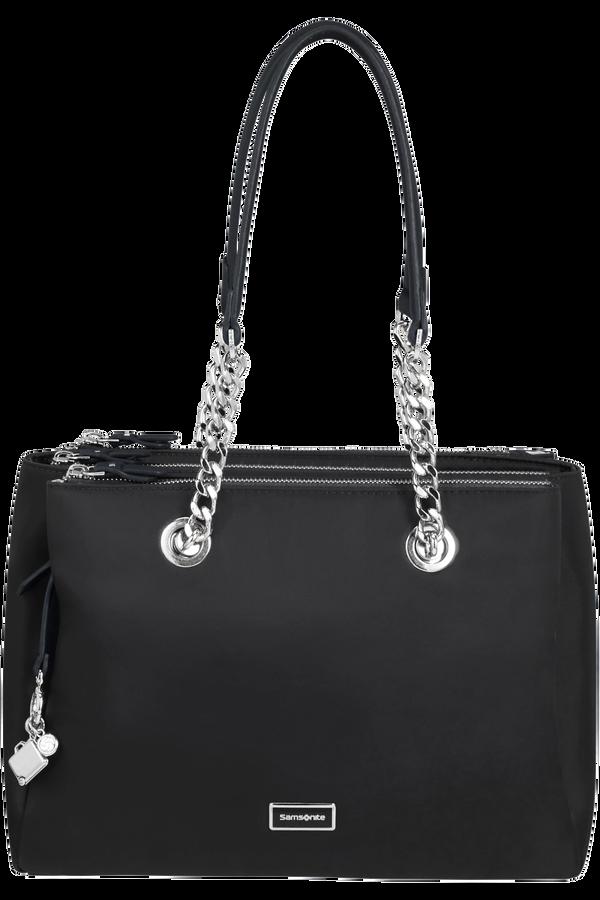 Samsonite Karissa 2.0 Shopping Bag 3 Compartments  Black