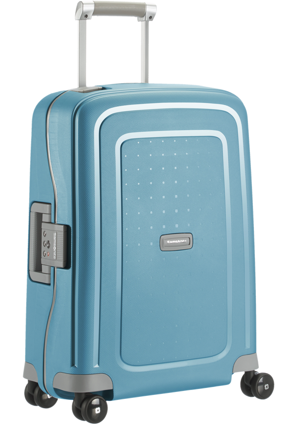 Samsonite S'Cure Spinner 55cm  Ice Blue