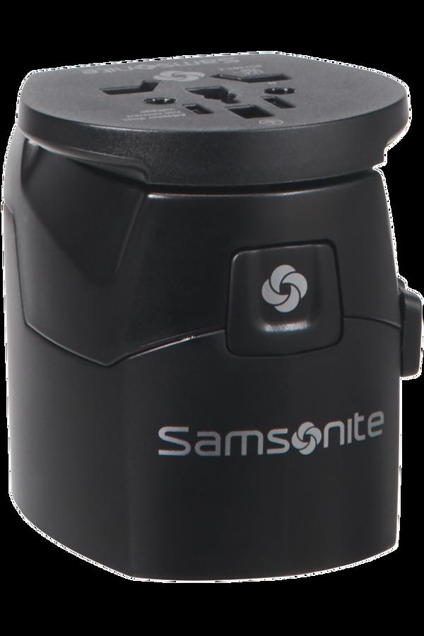 Samsonite Global Ta Worldwide Adapter Black