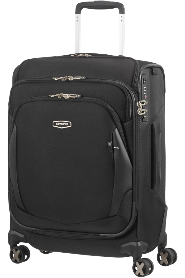 Samsonite X'blade 4.0 Spinner Toppocket 55cm  Black
