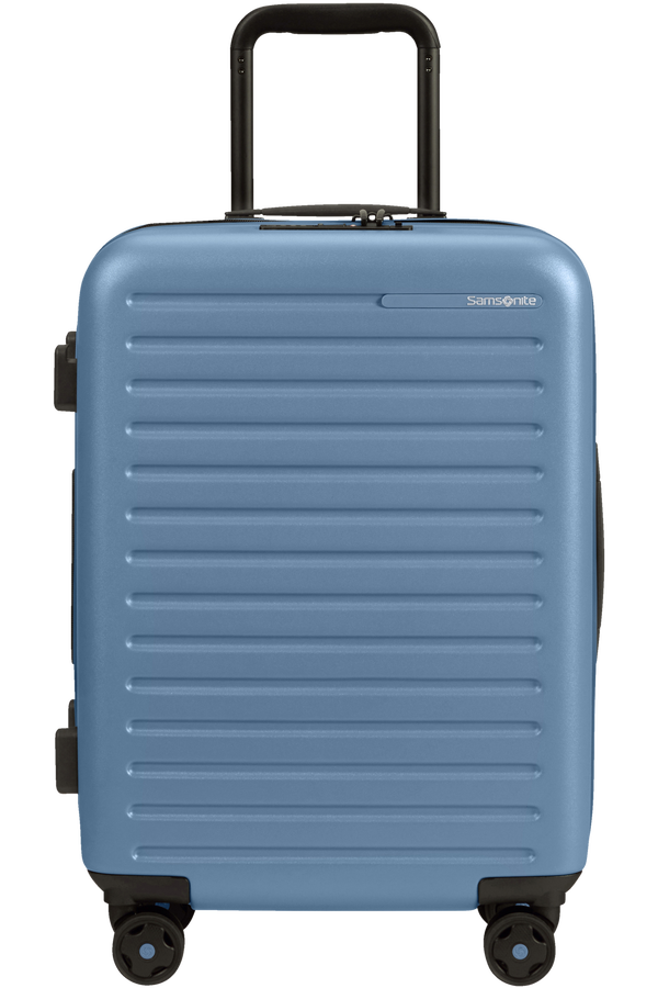 Samsonite Stackd Spinner Expandable 55cm  Ocean