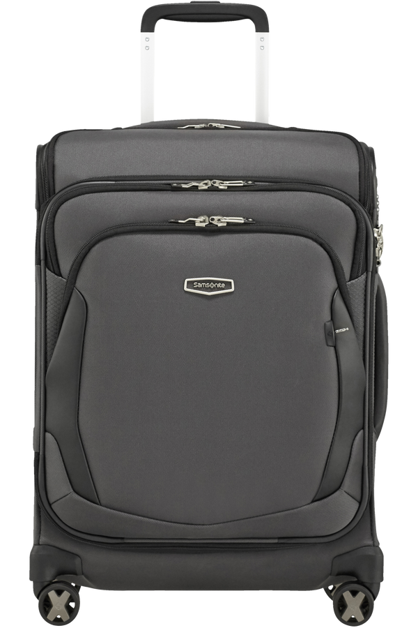Samsonite X'blade 4.0 Spinner Toppocket 55cm  Grey/Black