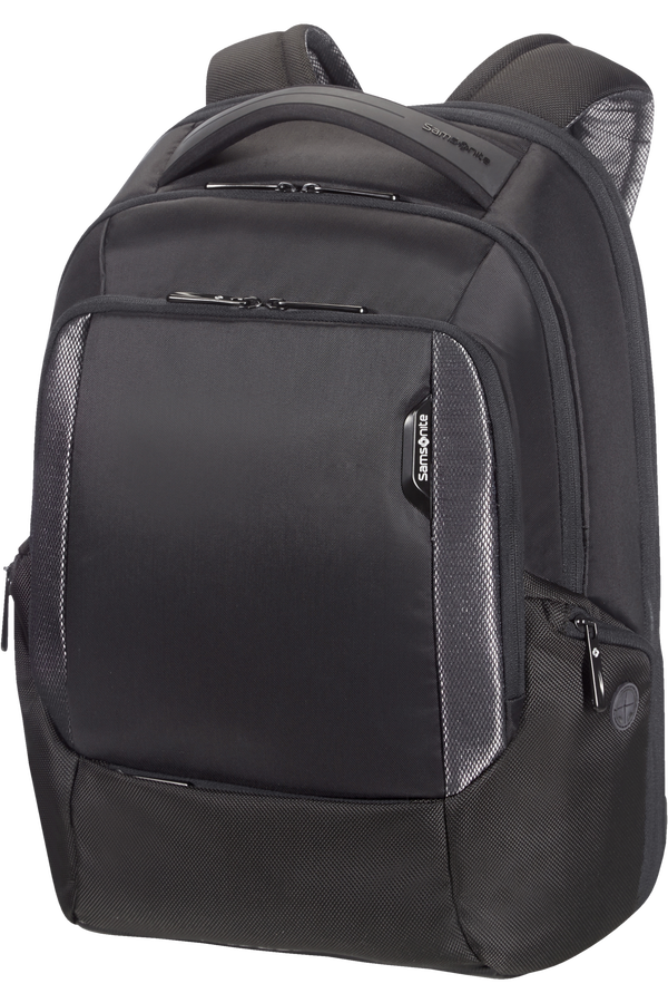 Samsonite Cityscape Tech Laptop Backpack Expandable 43.9cm/17.3inch Black
