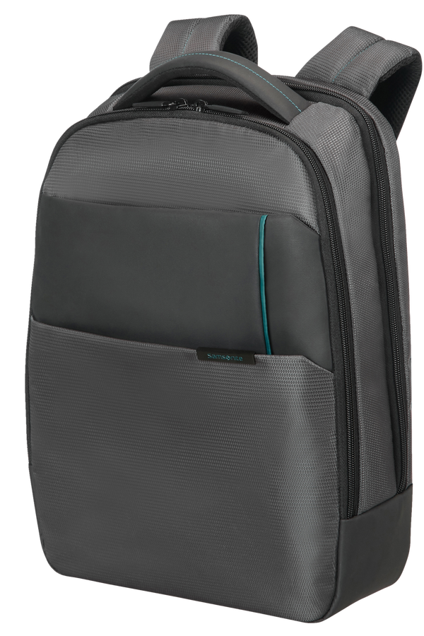 Samsonite Qibyte Laptop Backpack 35.8cm/14.1inch Anthracite