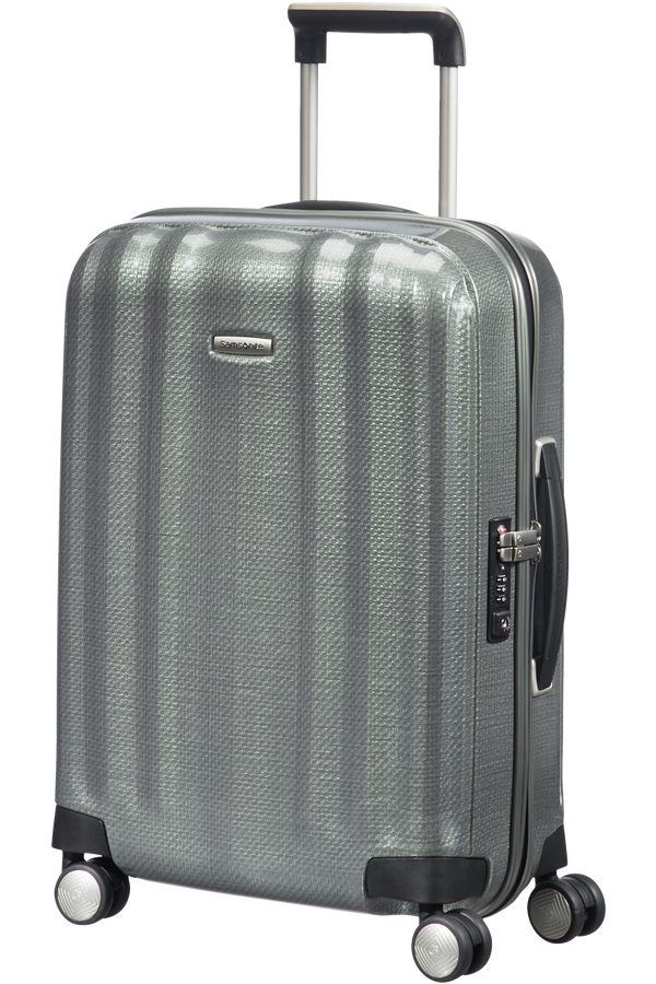 Samsonite Lite-Cube Spinner 55cm  Metallic Green