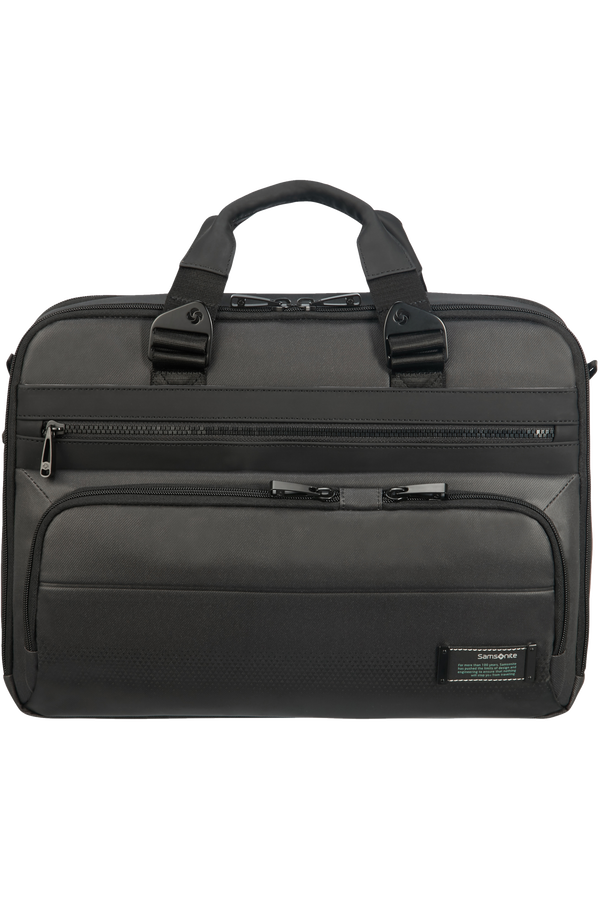 Samsonite Cityvibe 2.0 Laptop Bailhandle Exp.  15.6inch Jet Black