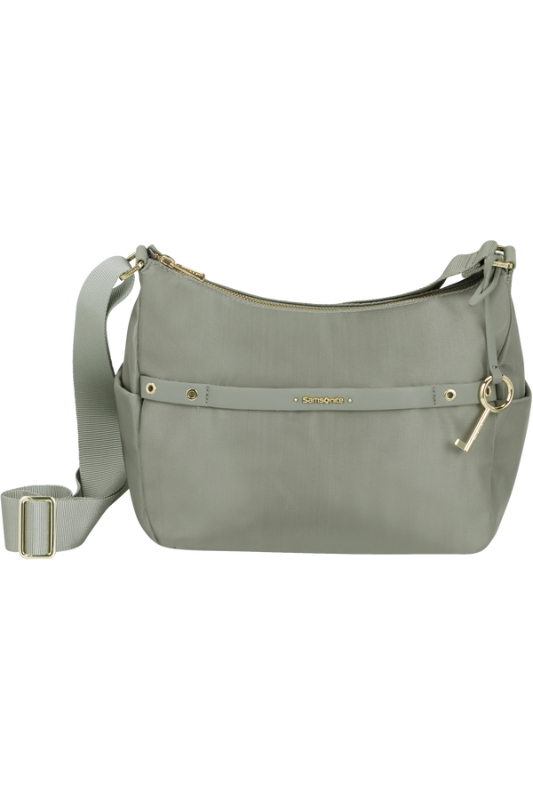 Samsonite Skyler Pro Shoulder Bag 1 Pocket  Grey Sage
