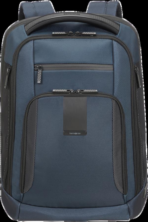 Samsonite Cityscape Evo Laptop Backpack Expandable  17.3inch Blue