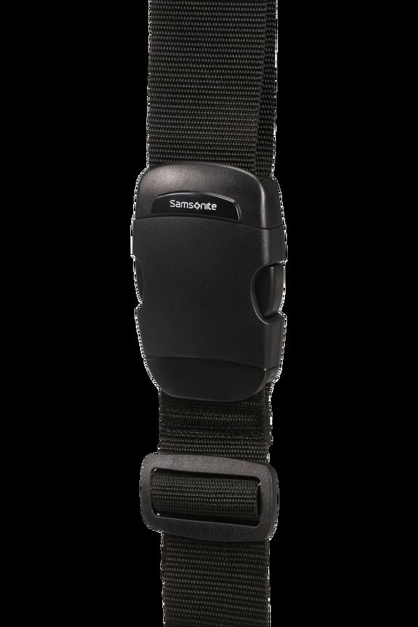 Samsonite Global Ta Luggage Strap 50mm Black