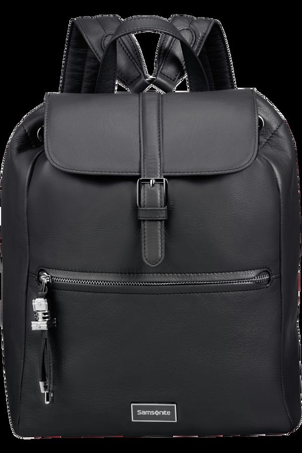 Samsonite Karissa Biz Lth Backpack S  Black