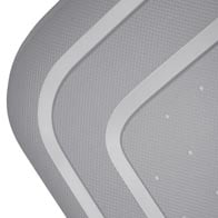 Durable, light outer shell, made from 100% polypropelene. Available in a range of colours.