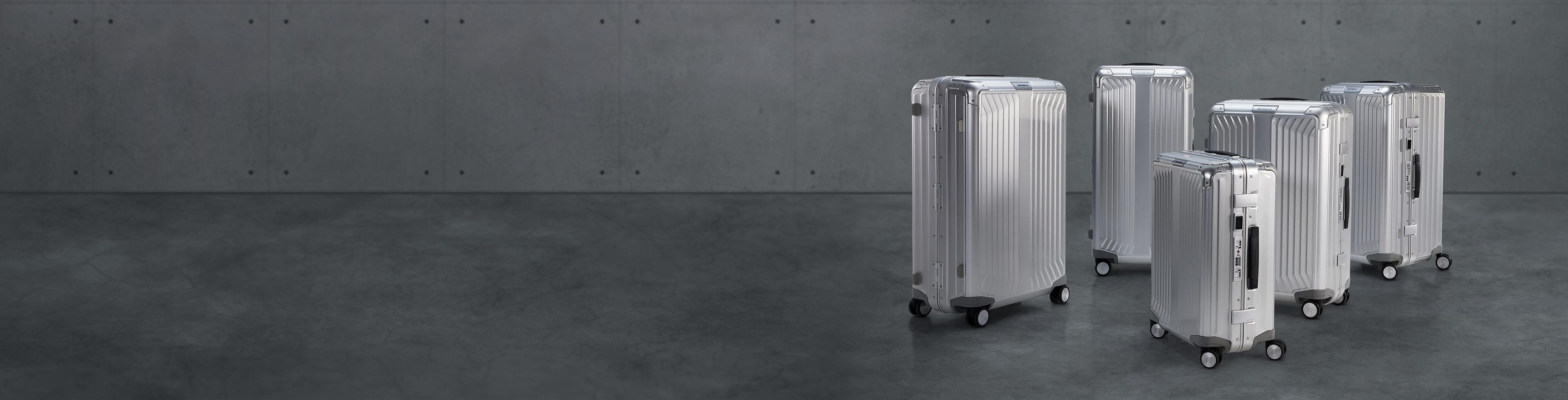 Aluminium bőröndök