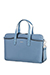 Nefti Briefcase Moonlight Blue/Dark Navy
